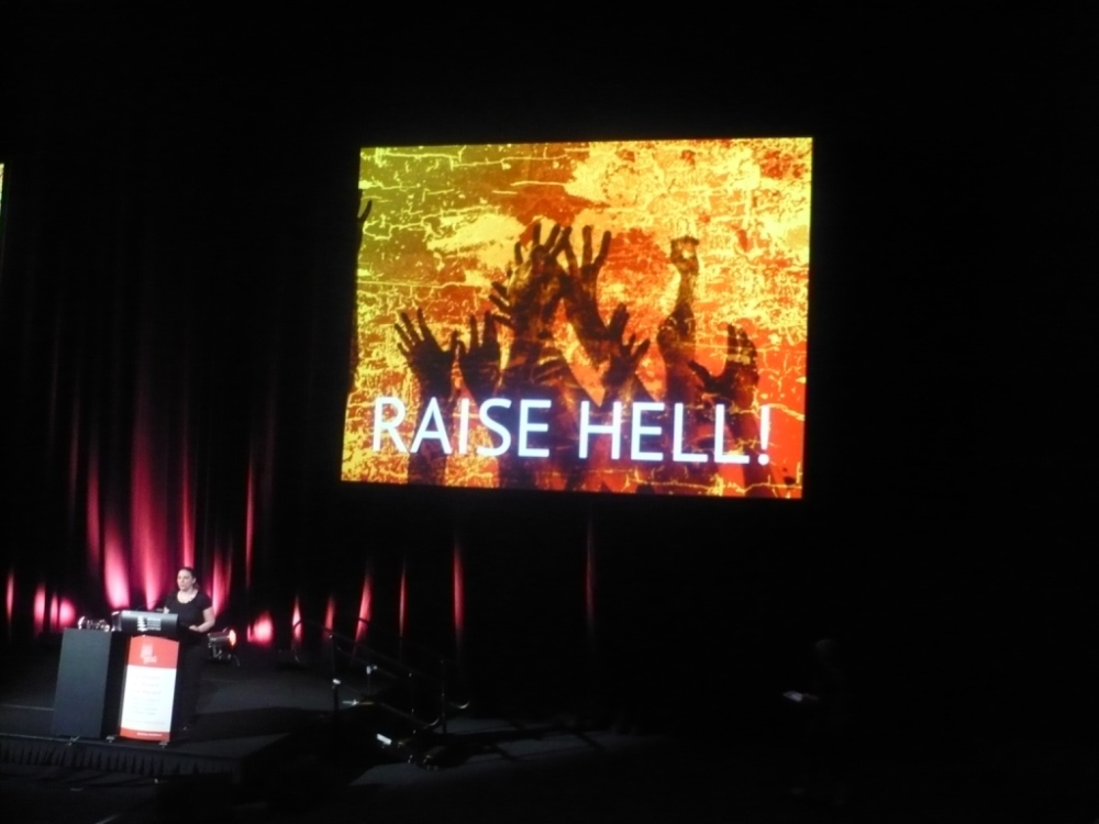 Raise Hell by Anna Troberg